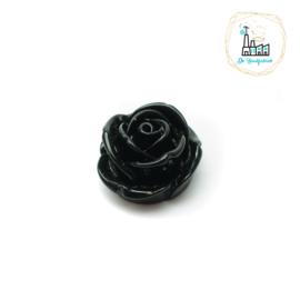 Roosjes Kraal 16MM Zwart