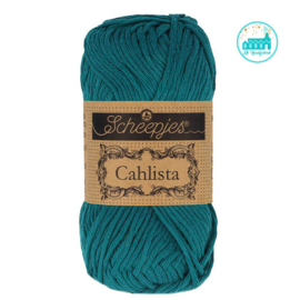 Cahlista Dark Teal (401)