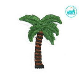 Patch Palm Tree 4 cm x 3 cm