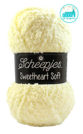 Scheepjes Sweetheart Soft 25 SOFT YELLOW