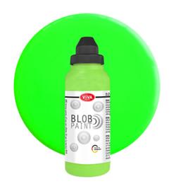 Blob Verf Neon Groen