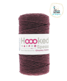 Hoooked Spesso Chunky Cotton Berry