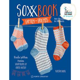 Soxx Book Deel 2 Sokken Breien