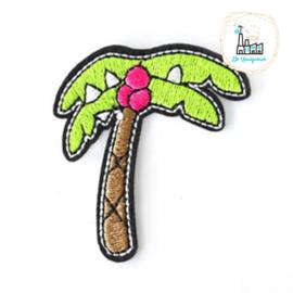 Applicatie / Patch Palmboom 5 cm x 6 cm