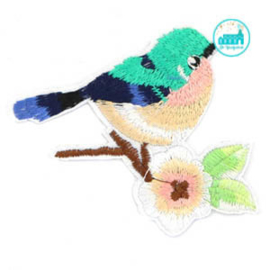 Patch Bird 11 cm x 6 cm