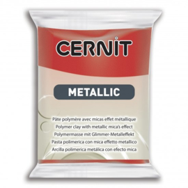 CERNIT METALLIC, 56GR - ROUGE 400