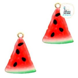 Watermelon Charm 27 mm x 20 mm