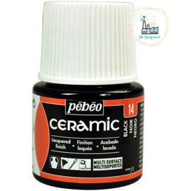 Pébéo Ceramic Black 14
