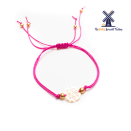 The Dutch Bracelet Factory Originals 041 Pink