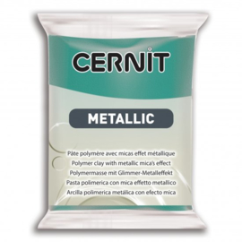 CERNIT METALLIC, 56GR - TURQUOISE 676