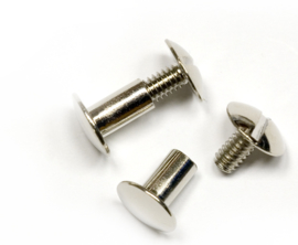 Screw closure 5 mm x 15 mm