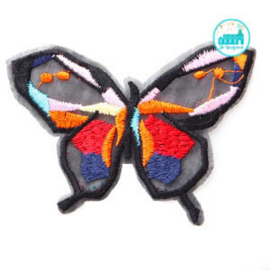 Patch Butterfly 6 cm x 9 cm