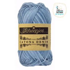 Scheepjes Catona Denim middenblauw (152)