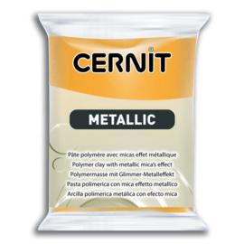 CERNIT METALLIC, 56GR - GOLD 050