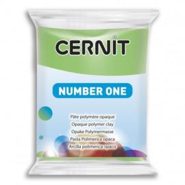 CERNIT NR1 56GR - LICHTGROEN 611