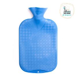 Warmwaterkruik Blauw FASHY