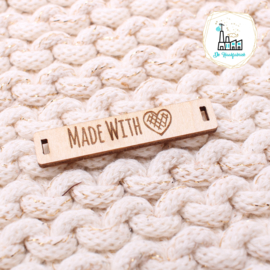 HOUTEN LABEL MADE WITH LOVE