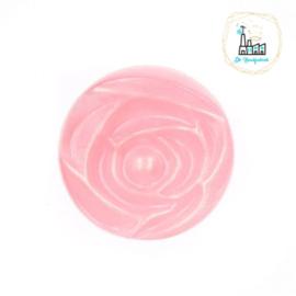 Roosknoopje 10 MM Roze