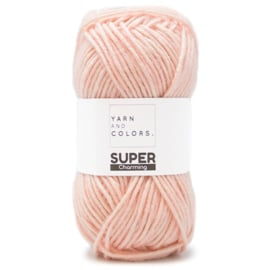YARN AND COLORS SUPER CHARMING PASTEL PINK 046