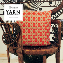 YARN The After Party 44 - Busy Bees Cushion