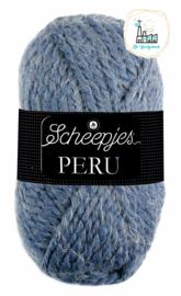Scheepjes Peru jeansblauw 080