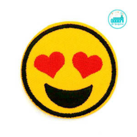 Patch Smiley 5 cm