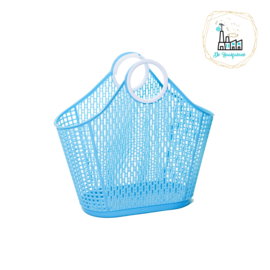 Sun Jellies Fiesta Shopper Blue Small