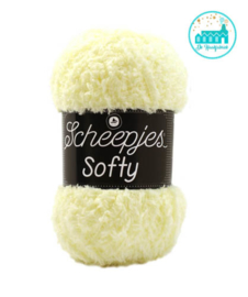SCHEEPJES SOFTY 499 Soft Yellow