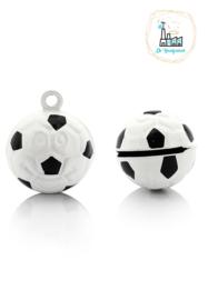 Voetbal Belletje 21 x 16mm