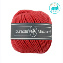 Durable Macramé 316 Red