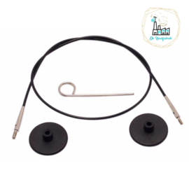 Knit Pro Kabel 40 cm met einddopjes