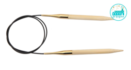 Knitpro Rondbreinaald 40 cm kabel maat 5.00