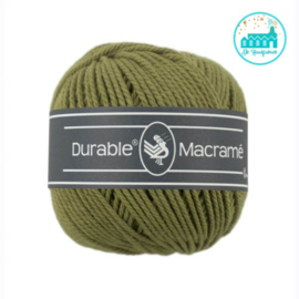 Durable Macramé 2168 Khaki