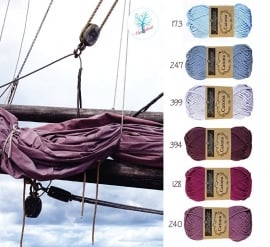 Color Combination Catona Cotton 07