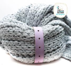 Sjaal Riempje Lila 23 cm