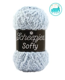 SCHEEPJES SOFTY 482 Soft Blue