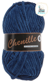 LAMMY YARNS CHENILLE NAVY 890