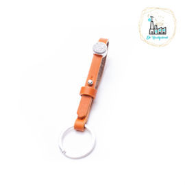 The Dutch Bracelet Factory Sleutelhanger 7856 Orange