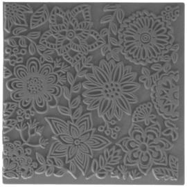 Cernit Texture Mat BLOSSOMS