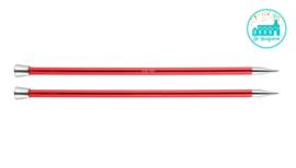 KnitPro Zing Knitting Needles 40 cm 9.00
