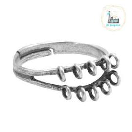 DIY Ringen met kleine ringetjes