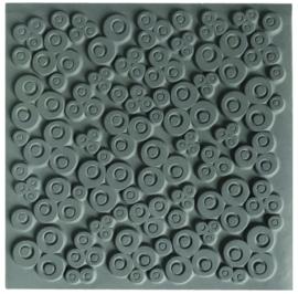 Cernit Texture Mat CONTEMPORARY CLOVERS