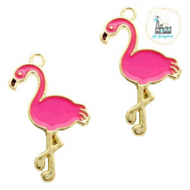Bedel Flamingo 28 mm x 19 mm Fuchsia