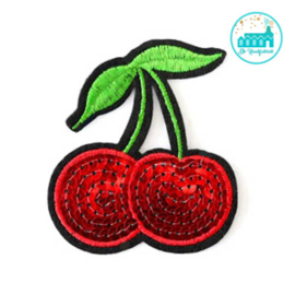 Patch Cherry 10 cm x 5 cm