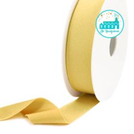 Ibiza Elastiek voor armbandjes Goud 25 mm