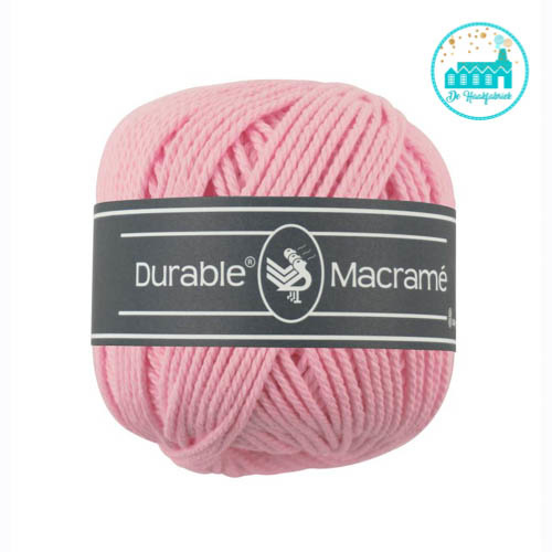 Durable Macramé 232 Pink