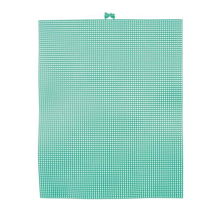 Darice Plastic stramien Groen 7-mesh