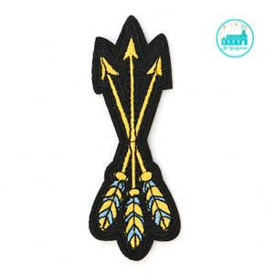 Patch Arrow 9 cm x 3 cm