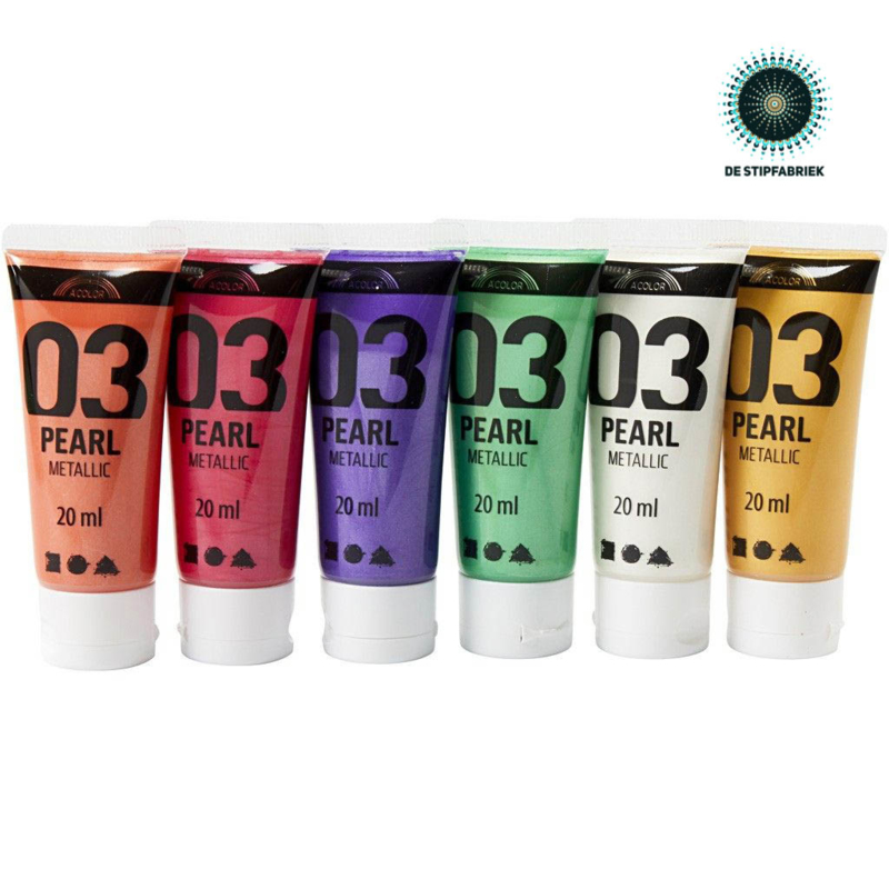 A-Color acrylverf METALLIC 03