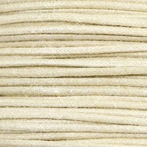 Waxkoord metallic 1.0mm Camel beige